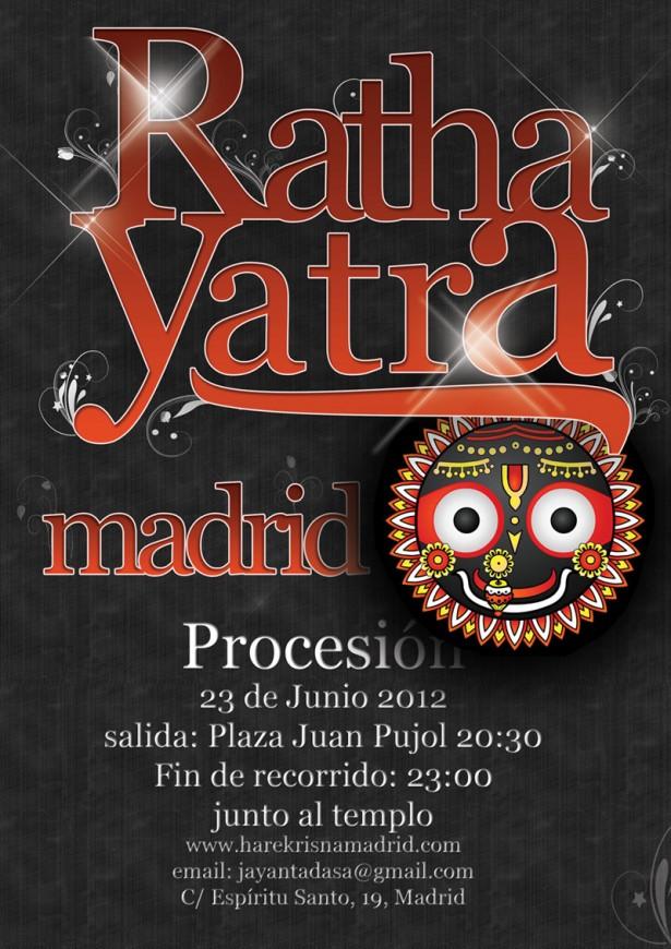 ratha yatra madrid 2012