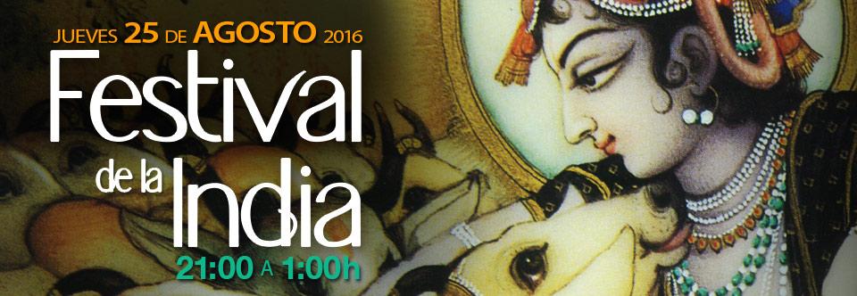 Festival e la India 2016